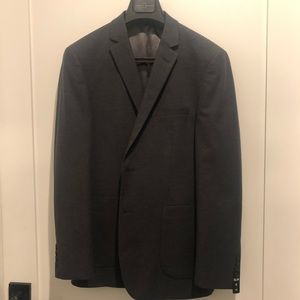 Suit jacket, cotton, new w/tags